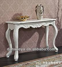 antique sofa table for sale. Turkish Antique Throne White Carved Console Table Sofa For Sale