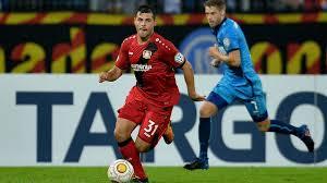 Bayer 04 leverkusen kit history. Ksc Pokallos Bayer Leverkusen Wir Spielen Wie Immer Auf Sieg Fertig