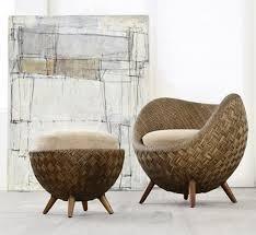 Wonderful Indoor Wicker Chairs Decoration Inspiration