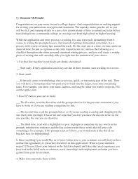 best photos of interview essay example papers high school high  sample admission essay example high school