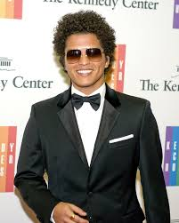 Image result for bruno mars perm