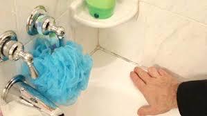 removing caulk from shower moldy shower caulk remove old caulking shower stall