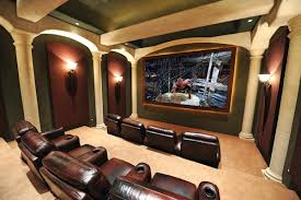 custom home theater. Modren Home Home Theater Rooms In San Francisco With Custom L