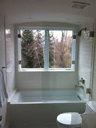 splash panels and shower shields example