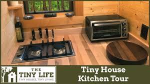 tiny house kitchen appliances. Video Tour Of Tiny House Kitchen Appliances M