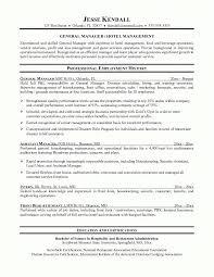 Hotel Manager Resume Sample Experience Resumes Regarding Hotel