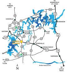 the waterways around eureka springs, arkansas White River Arkansas Map White River Arkansas Map #23 white river arkansas map app