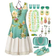 hawaiian party outfit ideas 1