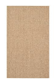 create a chunky sisal rug