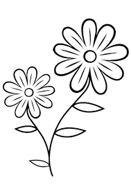 Small Picture Flower Coloring Pages Free Printable Flower Coloring pages of