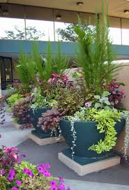 16 container gardening ideas potted plant we love 24 stunning garden planting a piece of rainbow everything you need to know about 22 best spilled flower pot and designs for 2021 15 pots that turn your flowers into streams paint bored panda rooms viewer outdoor large make with old car tire stool itself interior design … continue reading flower garden ideas using pots 30 Unique Garden Design Ideas Garden Containers Unique Gardens Garden Pots
