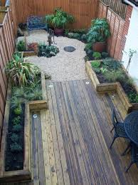 Small Backyard Design Ideas 18 clever design ideas for narrow and long outdoor spaces