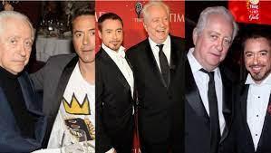 Iron Man, Robert Downey Jr dies ...