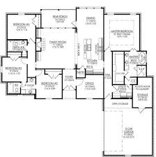 house plans with office. 653665 4 bedroom 3 bath and an office or playroom house plans with