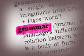 Special Grammar Rules For Resumes