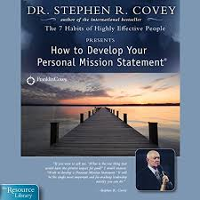 What Is Your Personal Mission How To Develop Your Personal Mission Statement Audiobook By