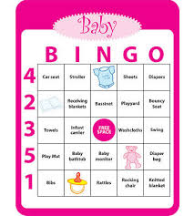 Fun U0026 Festive Baby Shower GamesFamous Mothers Baby Shower Game