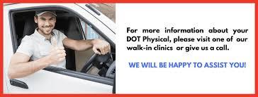 dot physical west palm beach urgent