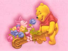 baby winnie the pooh and piglet