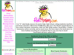 web tools to save your butt in school pinkmonkey