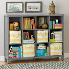 Kids Bookcases Bookshelves The Land Of Nod Bookcase For Kids In .