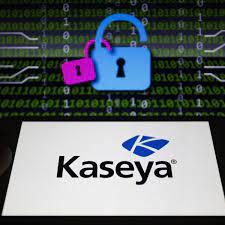 Kaseya ransomware attack ...