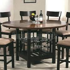 glass counter height table exquisite decoration round counter height dining table enchanting counter height table with