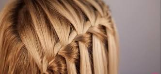 Hairstyle Waterfall waterfall braid a hairstyle you need to try before 2016 ends 1489 by stevesalt.us