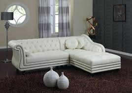 white tufted sofa. Tufted Sectional Sofa Excellent Great White Leather Inside Sofas Popular With
