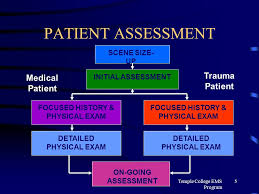 Emt Patient Assessment Flowchart Related Keywords