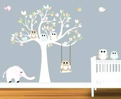 jungle wall decals for nursery wall arts tree wall art nursery baby wall decals nursery wall  on cute nursery wall art with inspiring and cute nursery wall art diy wall art for baby girl
