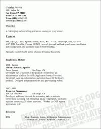 perl programmer resume junior software engineer resume junior software developer cv sample