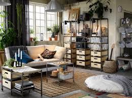 Flexibele Stoere Woonkamer Ikea