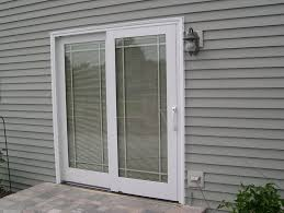 great pella doors with blinds with pella sliding patio doors with blinds home design ideas