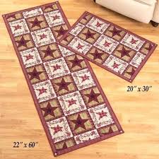 primitive country star accent rug from collections etc area rugs black braided primitive country area rugs star