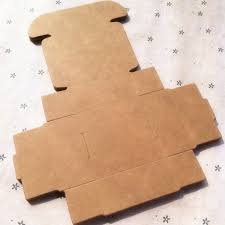 200pieceslot Small Kraft Paper Box Wedding Party Favor Gift