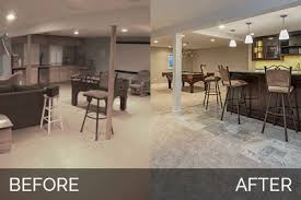 basement remodels before and after. Perfect And Brett Carolyn39s Basement Before After Pictures Home Throughout Remodels And B