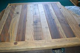 reclaimed wood table top rc supplies