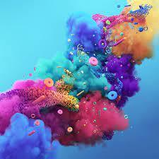 vz04-digital-art-color-rainbow-pattern ...
