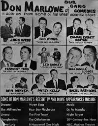 Bela Lugosi and Don Marlowe   The Bela Lugosi Blog