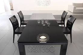 black lacquer dining room furniture. italian modern dining room set best 2017 black lacquer furniture