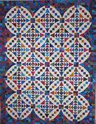 9 best Glad Creations Quilt Shop images on Pinterest | Quilt block ... & Faceted Jewels quilt pattern by Glad Creations Adamdwight.com
