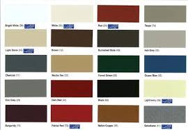 Standing Seam Roof Color Chart Metal Roof Facts Atlanta Metal Roofing Augusta Metal