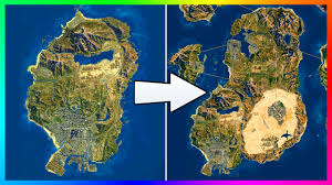 is the gta 5 map too small!? why 90% of the gta online map isn't Map Gta 5 is the gta 5 map too small!? why 90% of the gta online map isn't used by rockstar & players! youtube mapgta5hiddengems