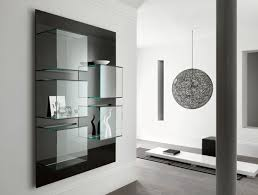italian glass furniture. View In Gallery Modern Italian Glass And Lacquer Bookcase Furniture E