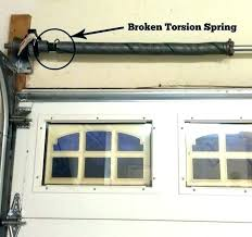 garage door torsion spring how many turns how many turns on a garage door spring how