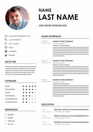 So you want to know what your best cv format is? 50 Resume Templates In Word Free Download Cv Format