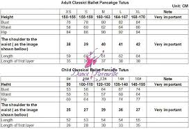 Russian Ballet Weight Chart Classical Ballet Tutu Ballet Dress Ballet Costume Dance Wear