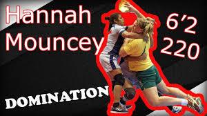 HANNAH MOUNCEY HIGHLIGHTS - WOMEN'S ...