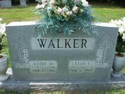 Leila Ester Odom Walker (1897-1985) - Find A Grave Memorial